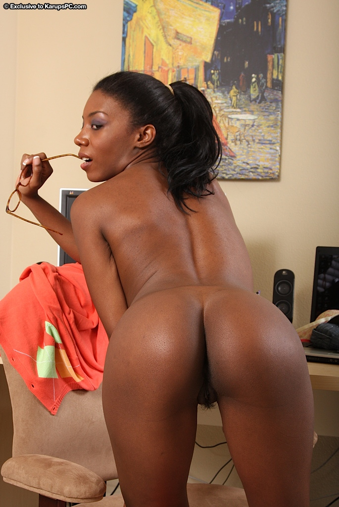 You think amateur ebony undressing