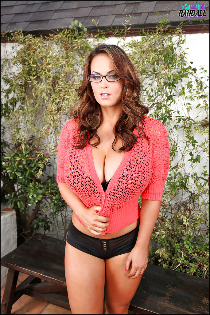 Big Titted Milf Wearing Glasses