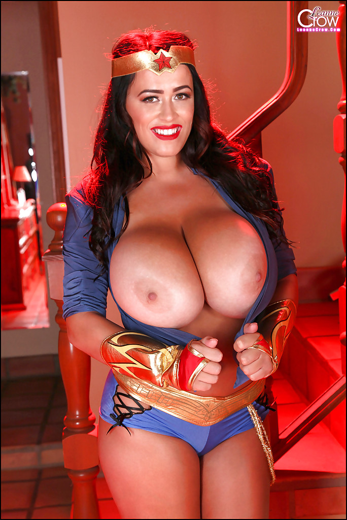 Hot naked big tits cosplay remarkable, very