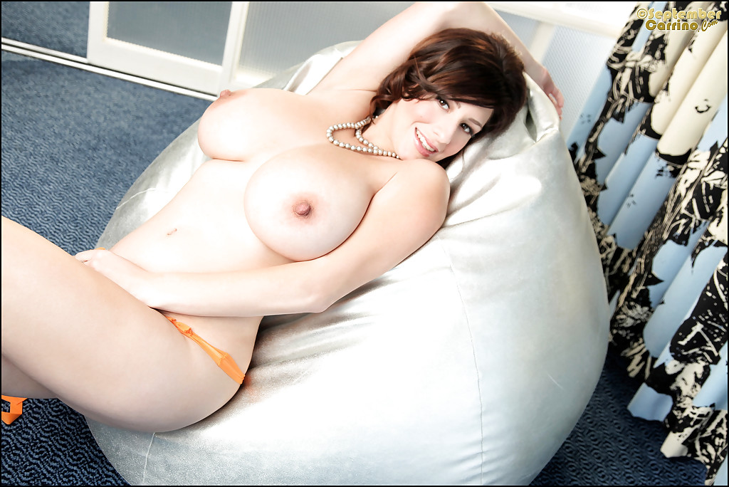 September carrino hairy pussy think, that