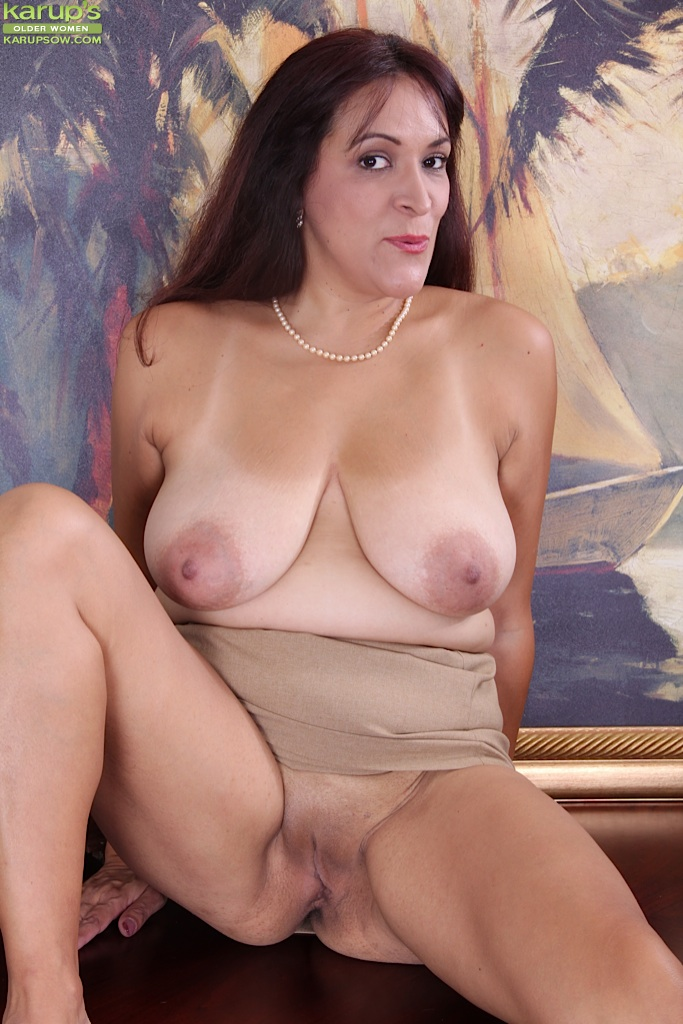 Breasts mature sexy
