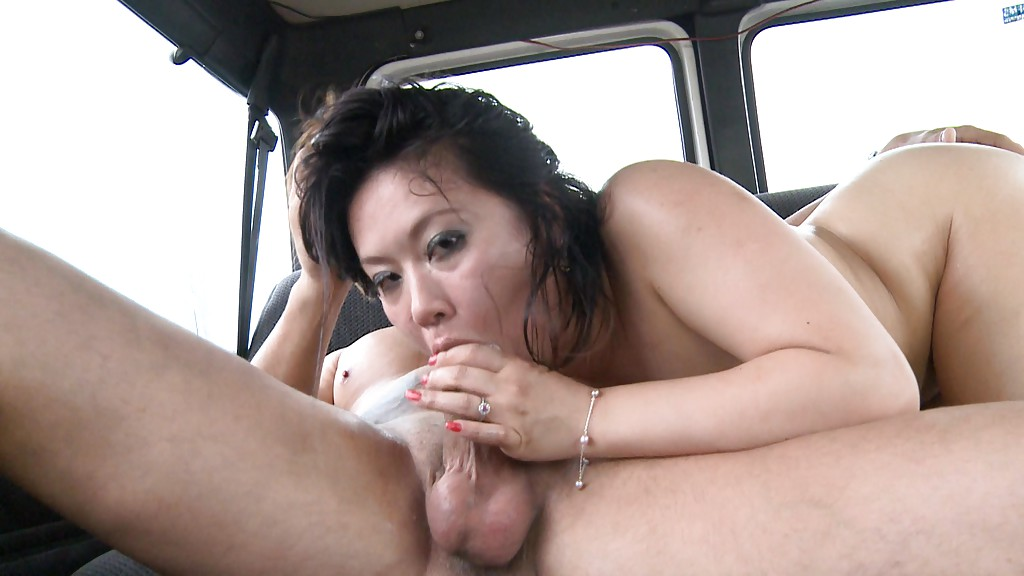 naked hippy bent over