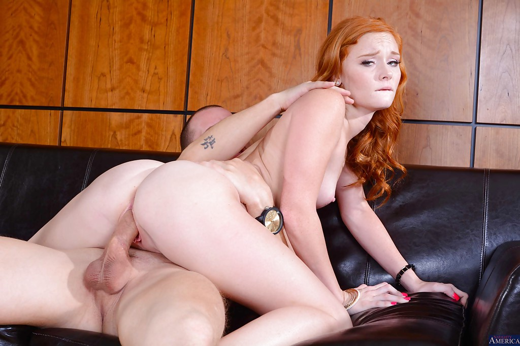 Hot redheads in heels