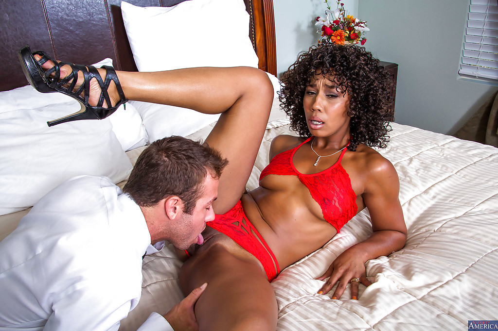 Ebony wife fucking
