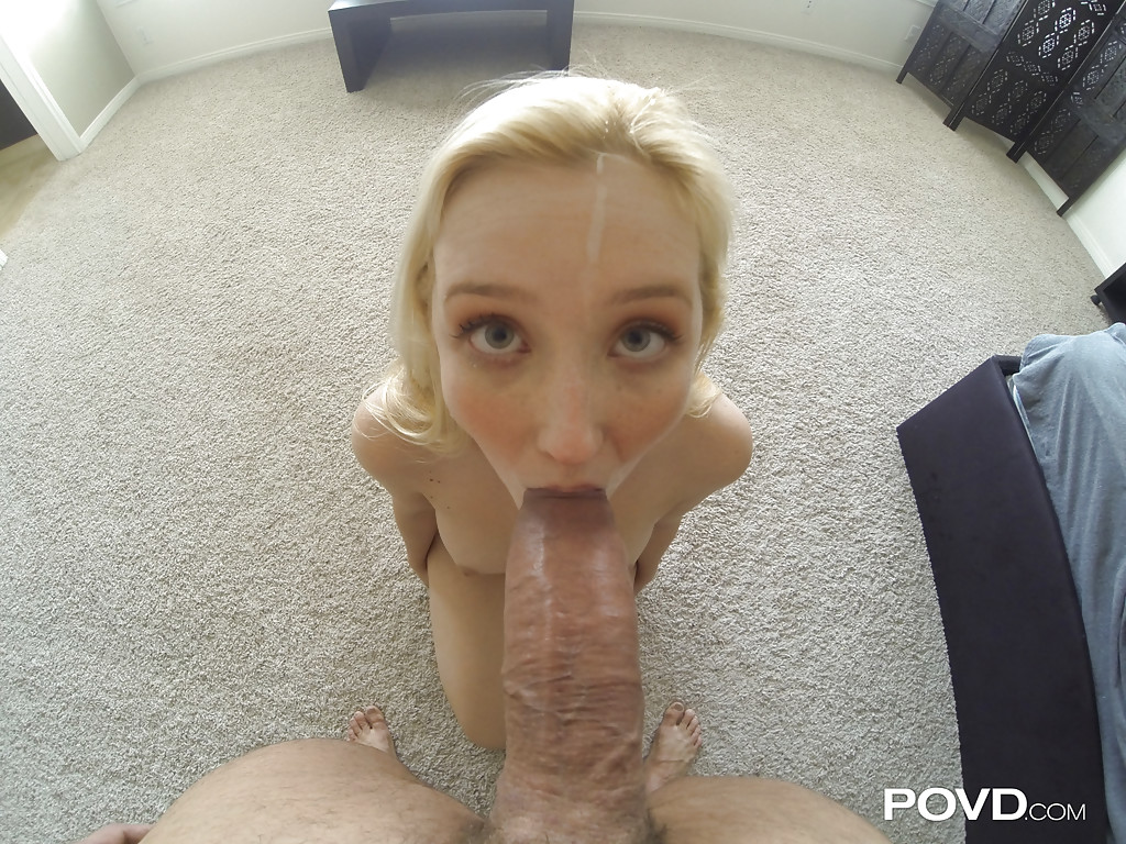 Amateur Blonde Czech Teen