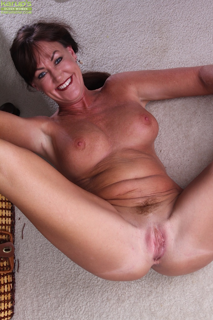 Beautiful mature and naked