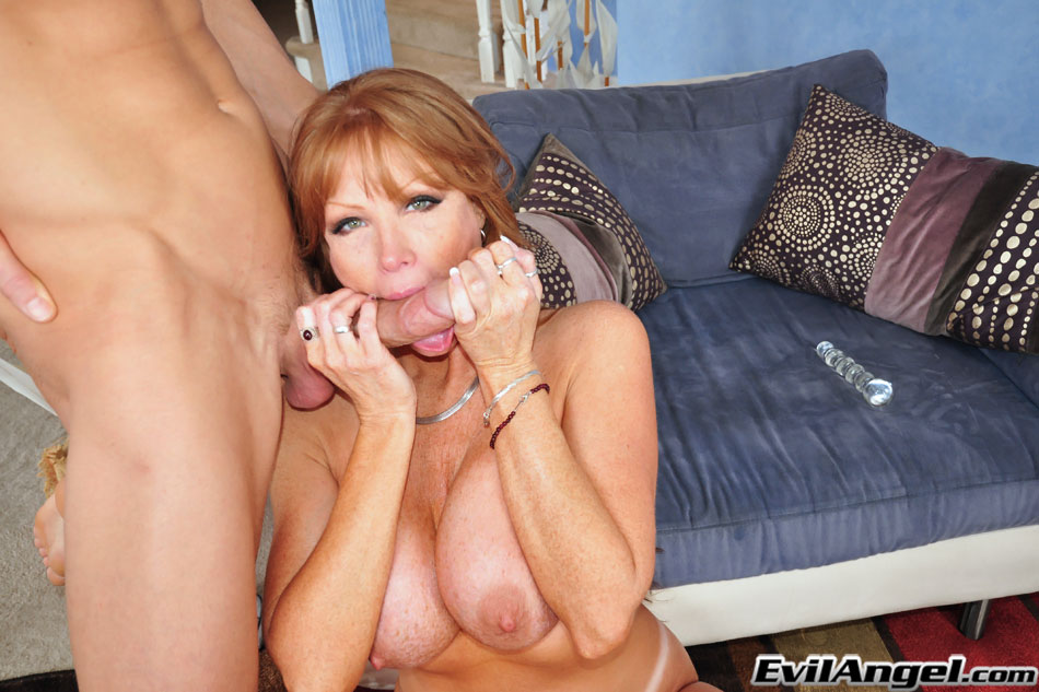 Already mature big tit milf blowjob consider, that
