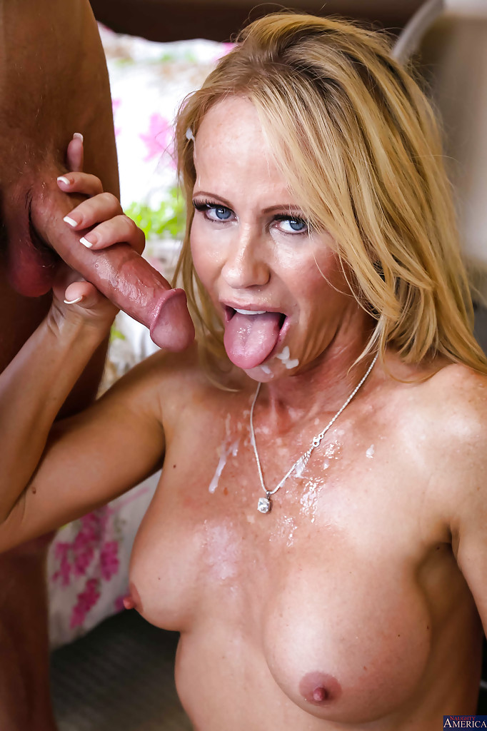 Hot mom cumshots