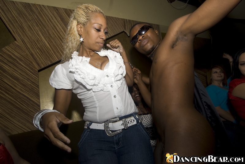 Great handjobs are made by clothed babes on a non nude party