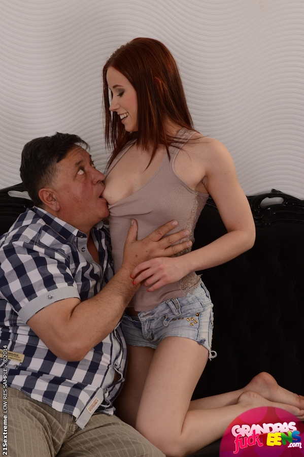 Allison red head fuck