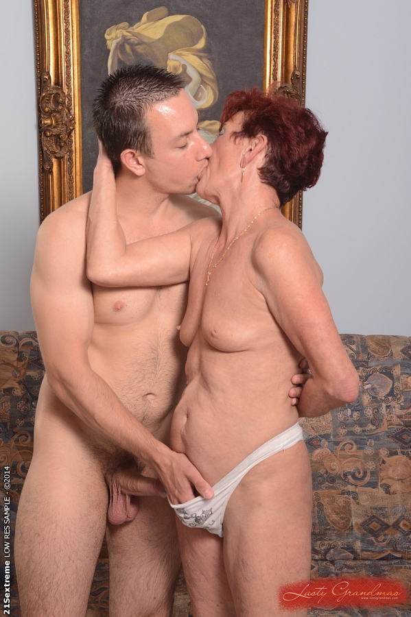 Sex with granny pics