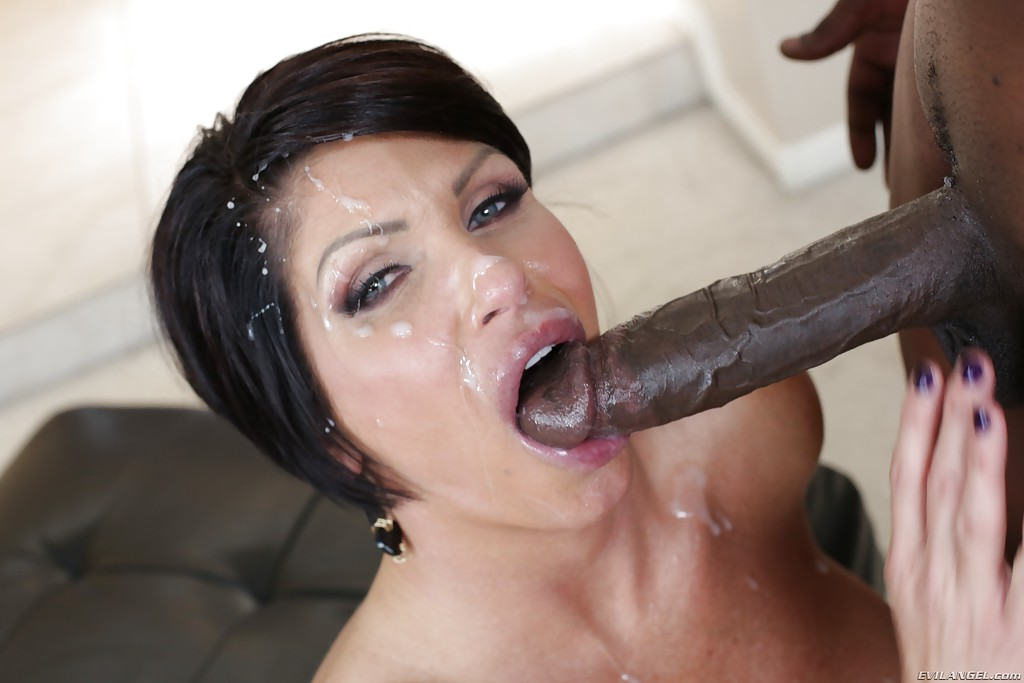 Milf shay takes lexingtons cock