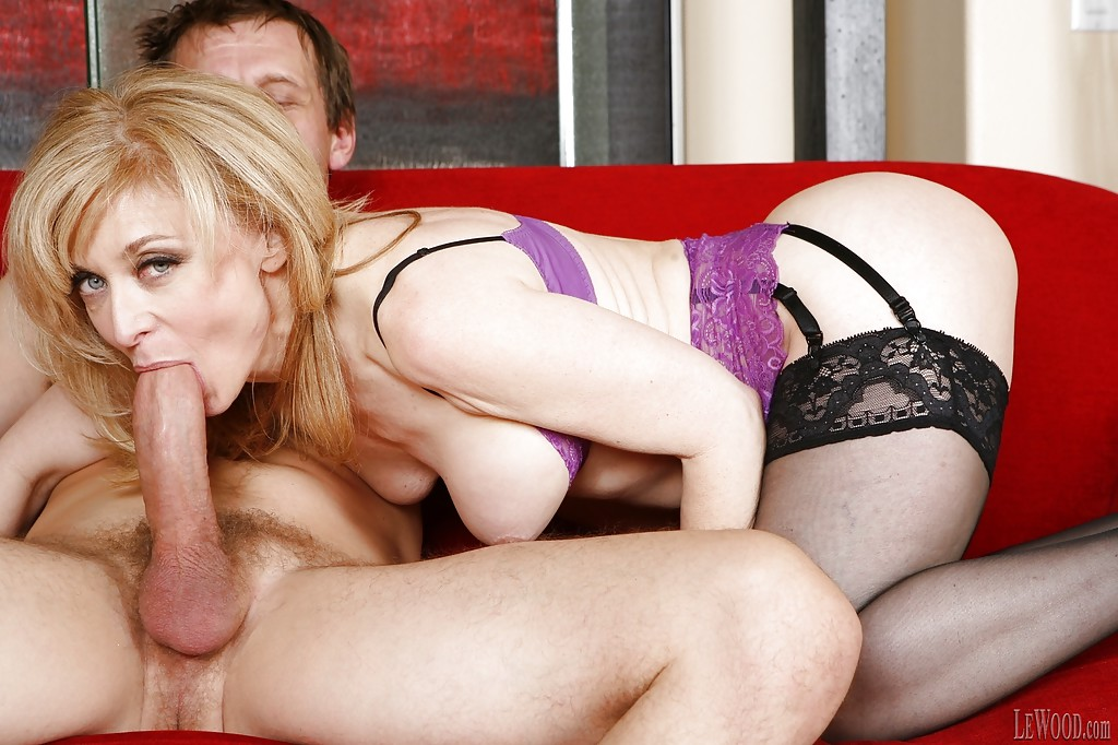 Hardcore sex with hot blonde 6