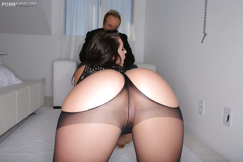 Panty hose sex scene apologise, but