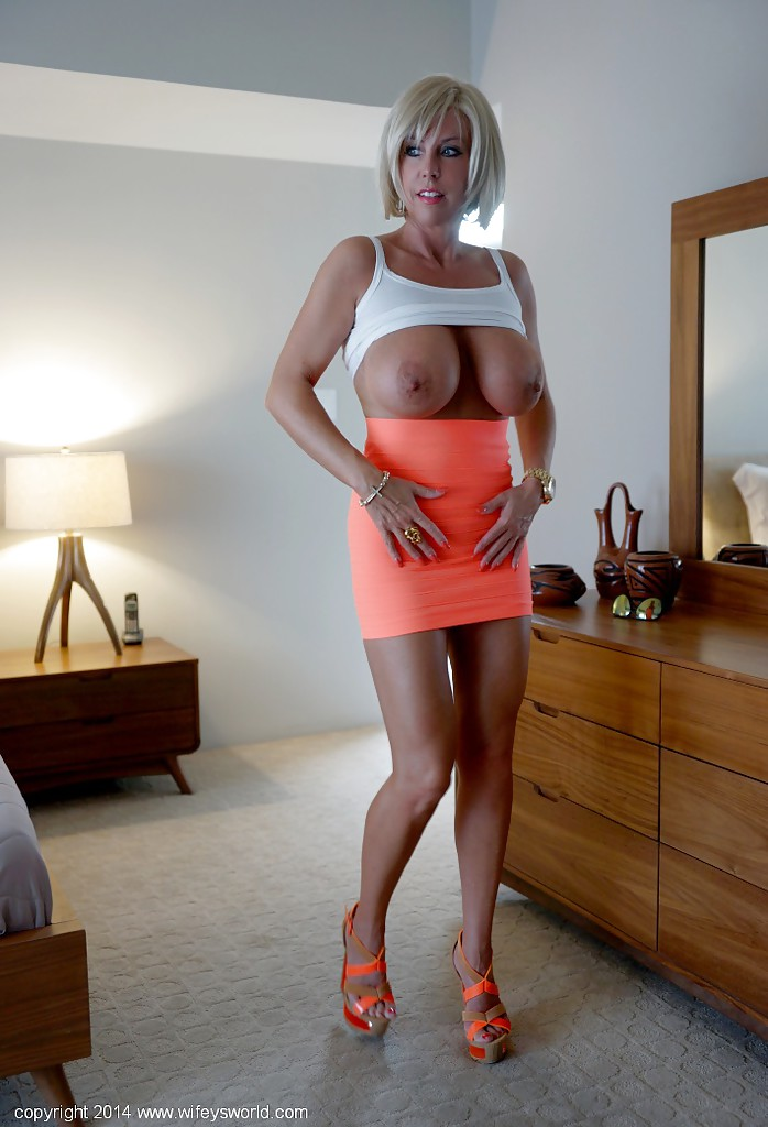 The Milf housewife porn
