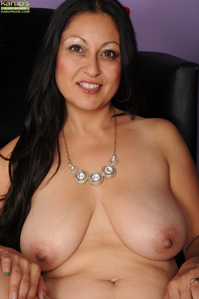 Valuable idea hanging old latino tits