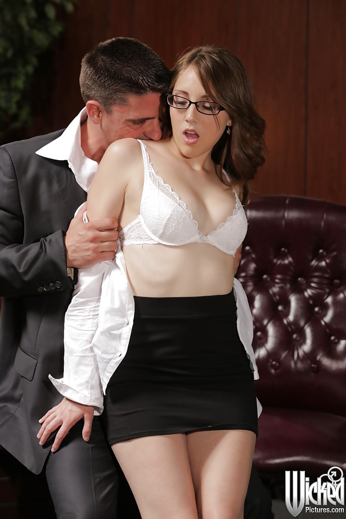sexy fuck in office