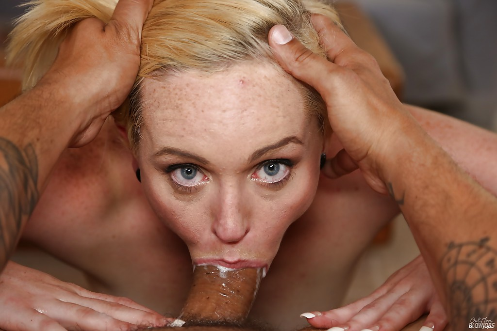 My wife first blow job