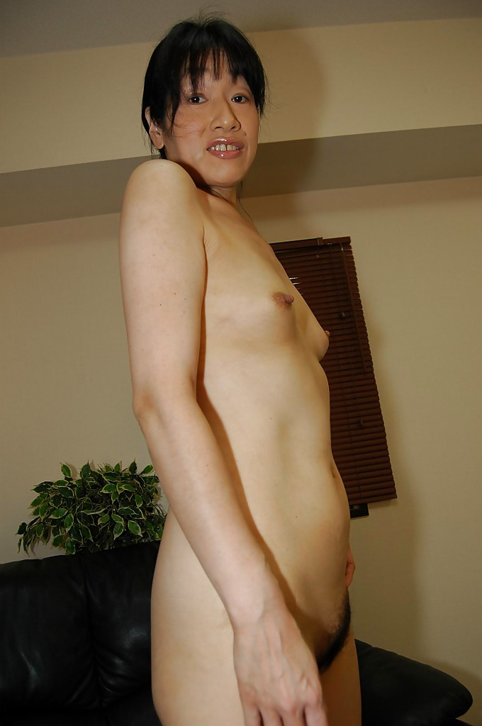 asian tiny tits