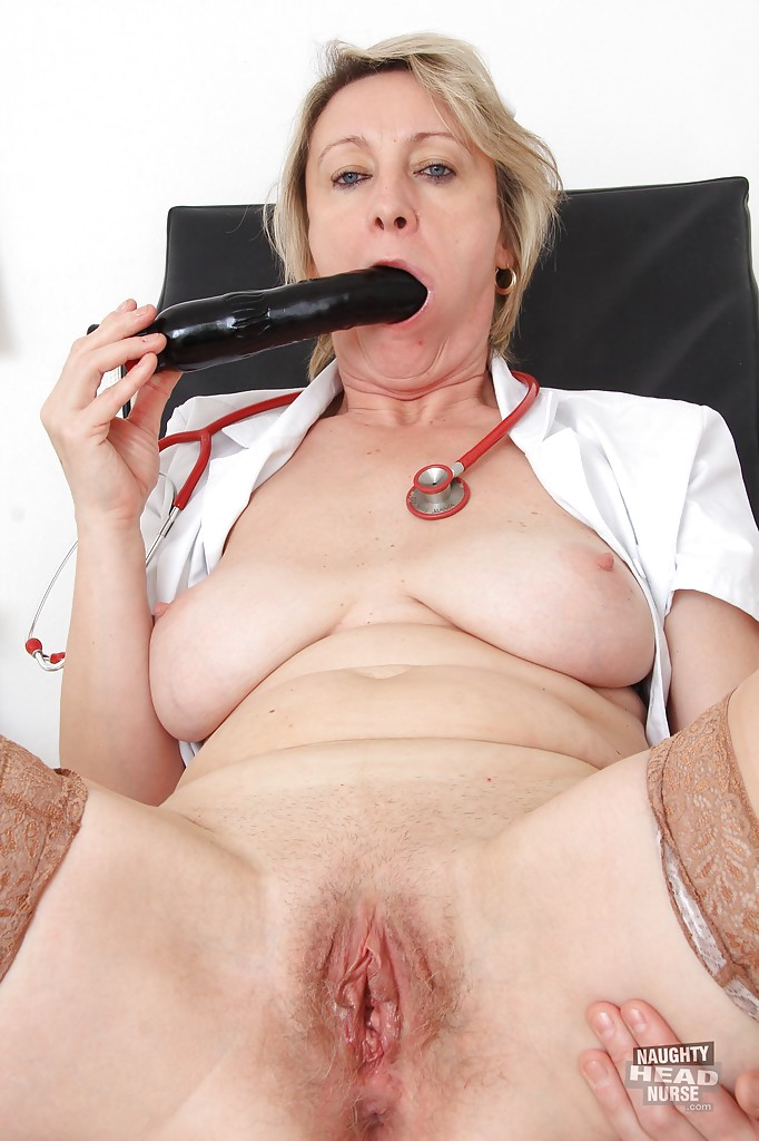 Blonde milf sharing black cock