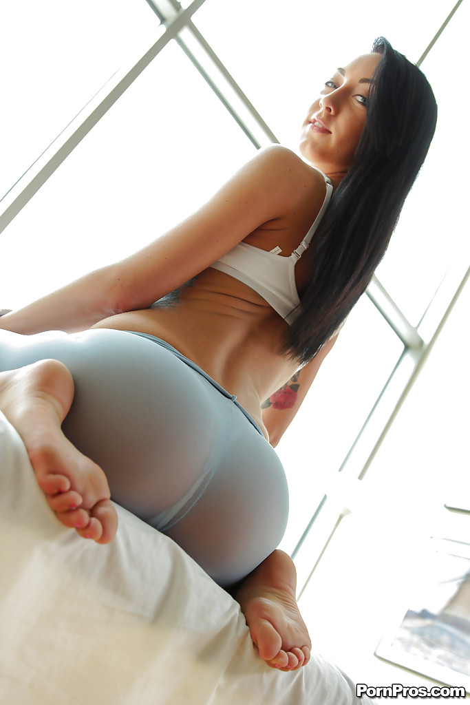 And have See through yoga pants undressing gallery eventually