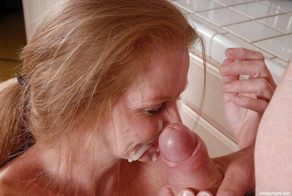 Mature girls blowjob porn photos that