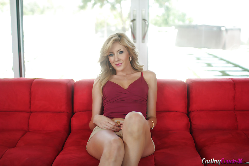 Emily Kaye at casting couch