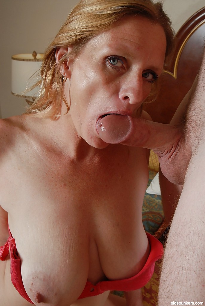 Mature old blowjob remarkable, very