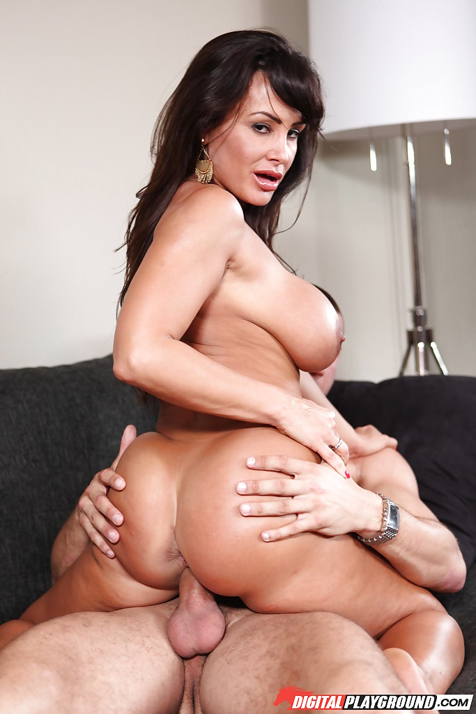 Lisa ann milf big cock