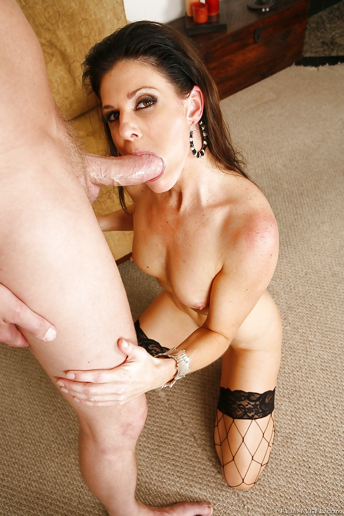 Tiny tits pornstar india summer has her milf ass nailed in stockings