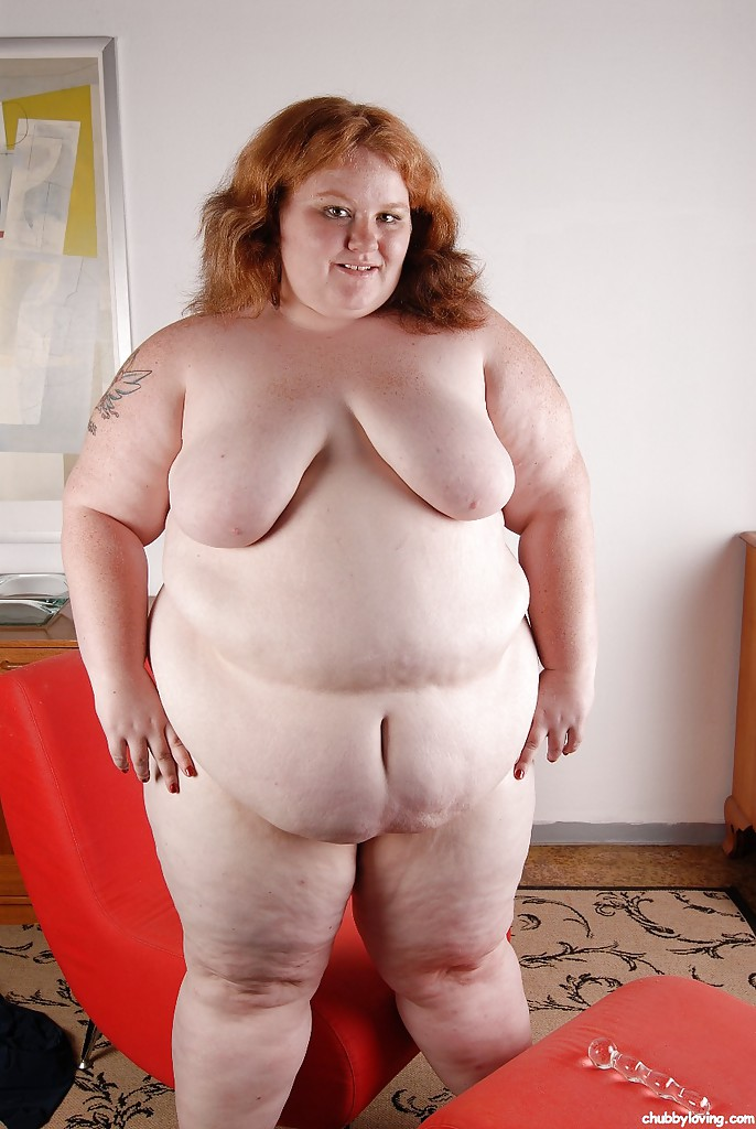 nude of the fattest girl ever