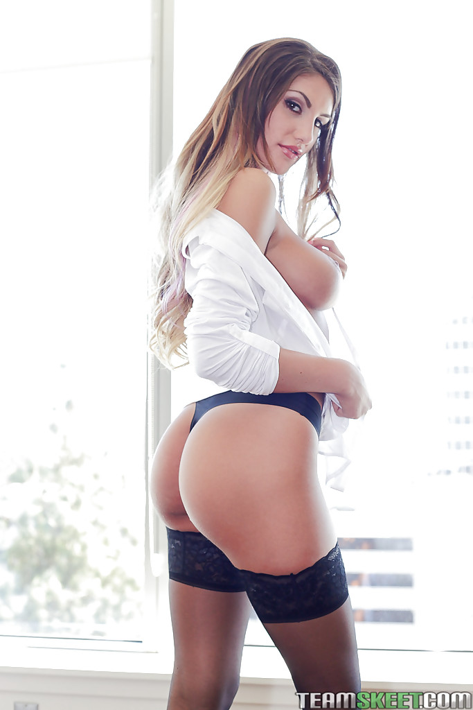 August ames booty