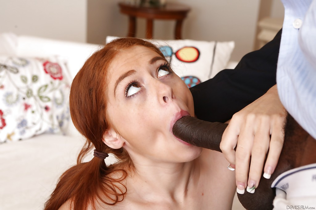Big Black Cock Cum Shots