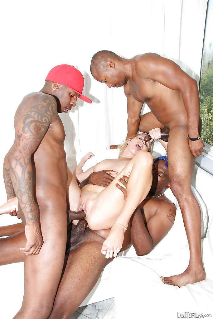 3 hot interracial guys fuckin039 raw 3