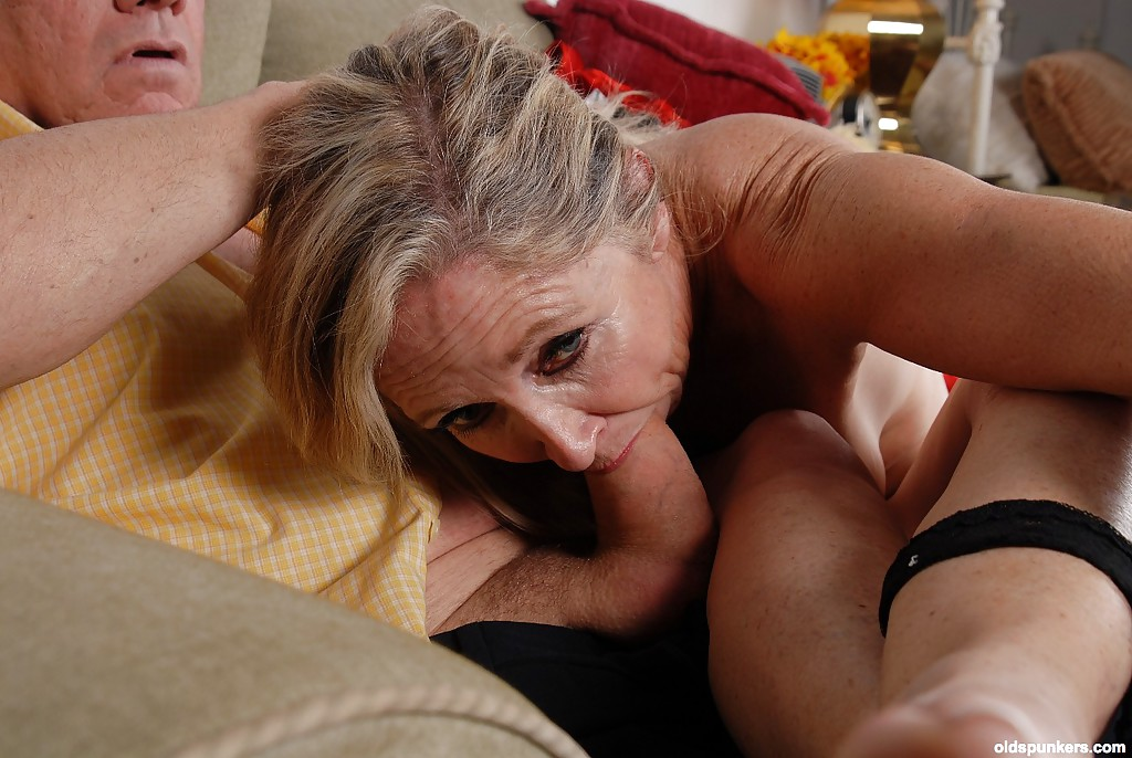 Sexy old spunker is a super hot fuck and loves facials - 5 7