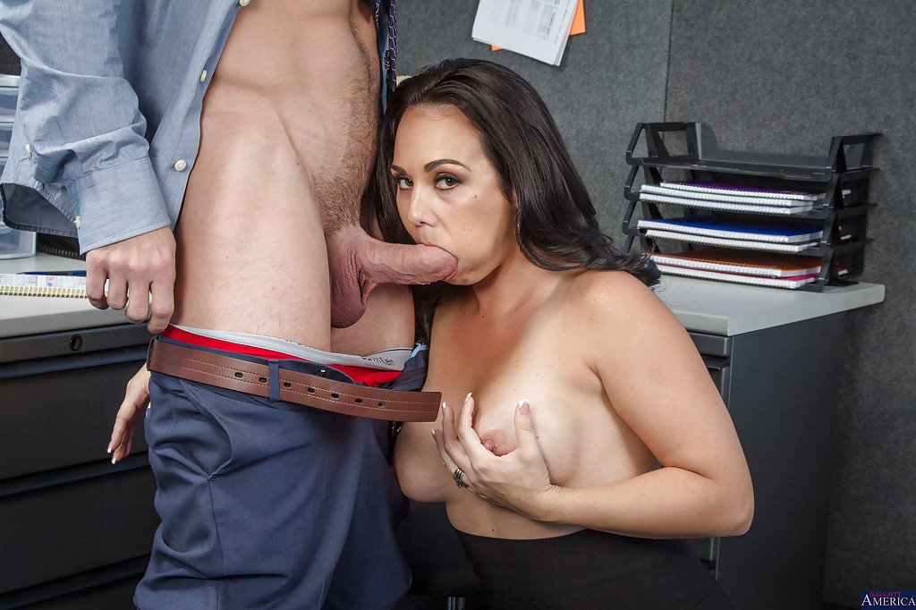 holly extreme naughty office - ... Office secretary Holly West dreams about hardcore face-fucking ...
