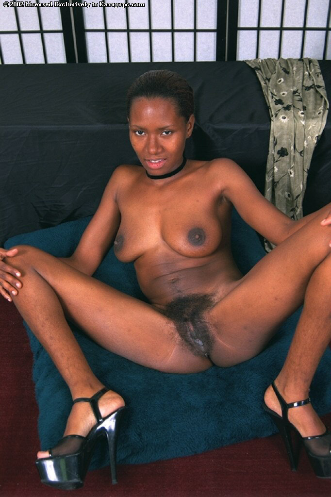 Black girl erect clitoris