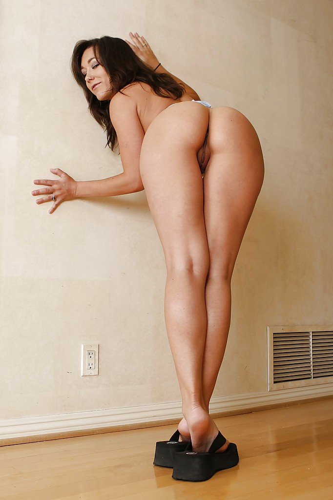 Dark-haired babe Sinn Sage is touching her lovely hairy holes