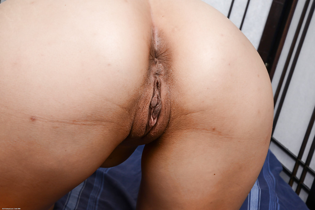 Anal hole close up