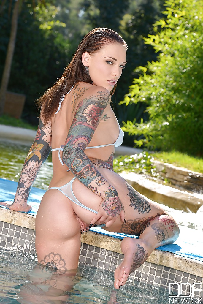 nude hot girls with tattoos anal