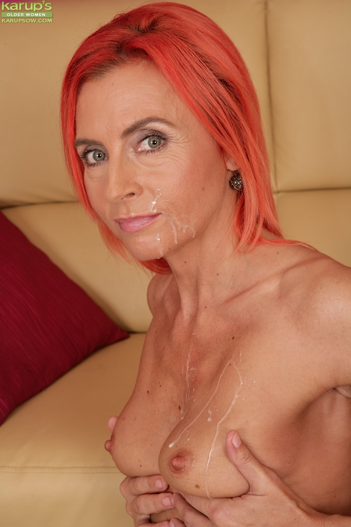 You hot naked redhead milf something
