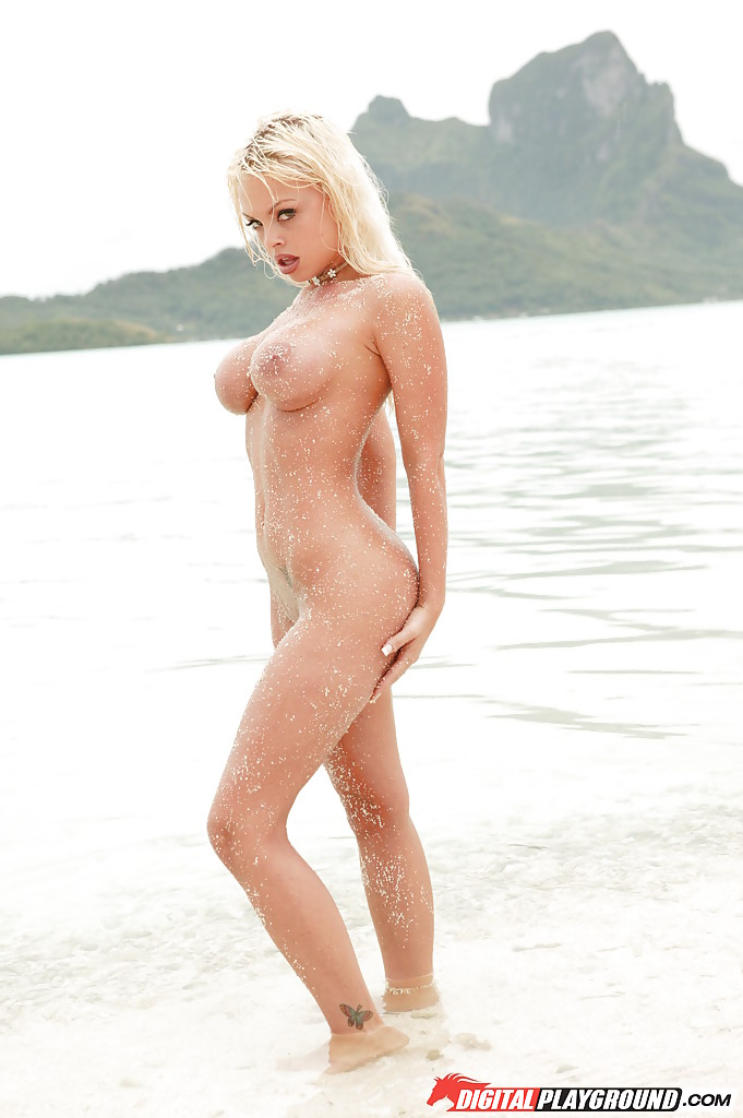 Milf light-haired Jesse Jane is revealing off her amazing-looking body porn photo #317793732 | Digital Playground, Jesse Jane, Ass, Babe, Beach, Big Tits, MILF, Outdoor, Tattoo, mobile porn