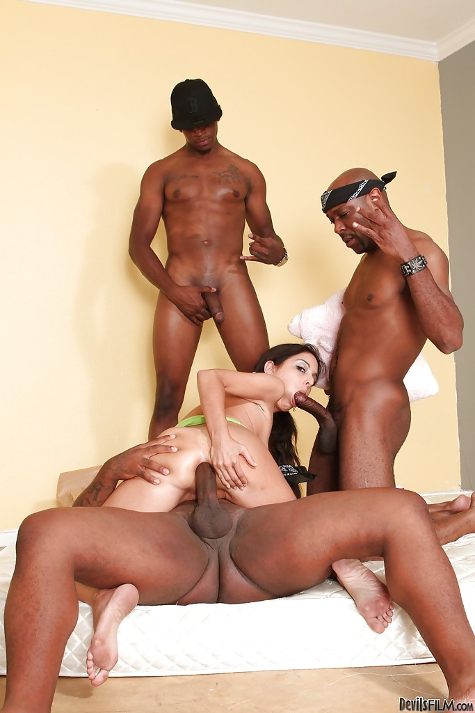 Sexy Big Black Dicks