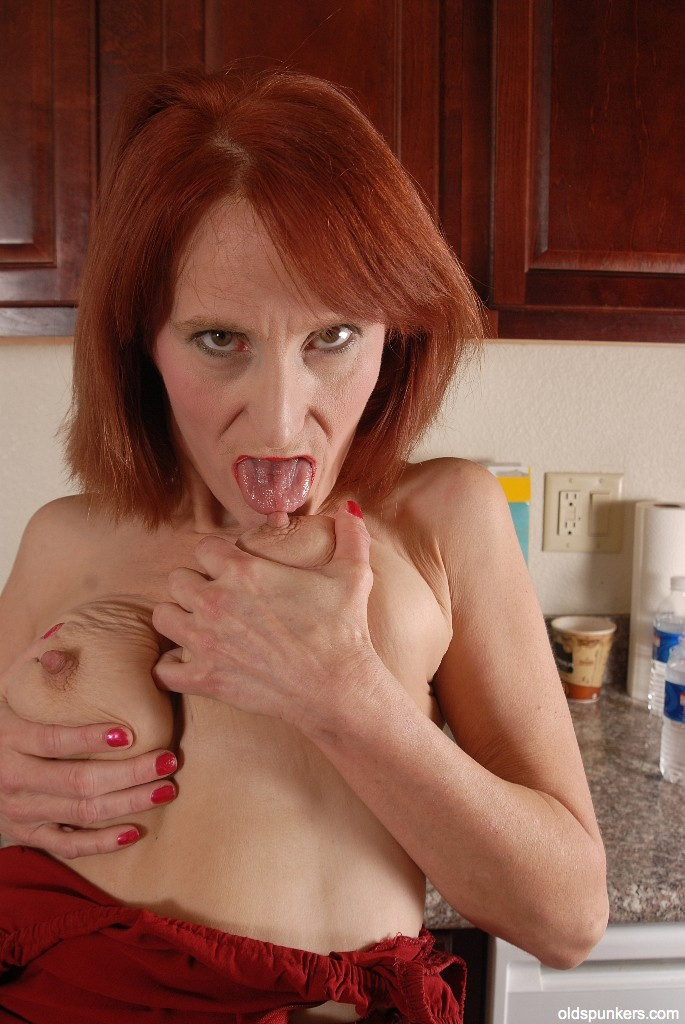 Agree, sexy naked mature ginger