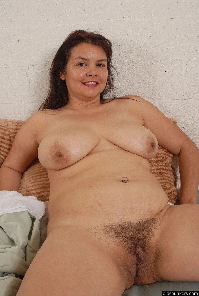 brunette tight hairy pussy