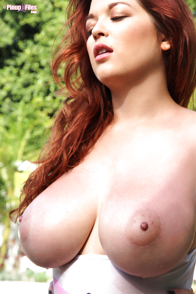 Confirm. beautiful nude red headed women