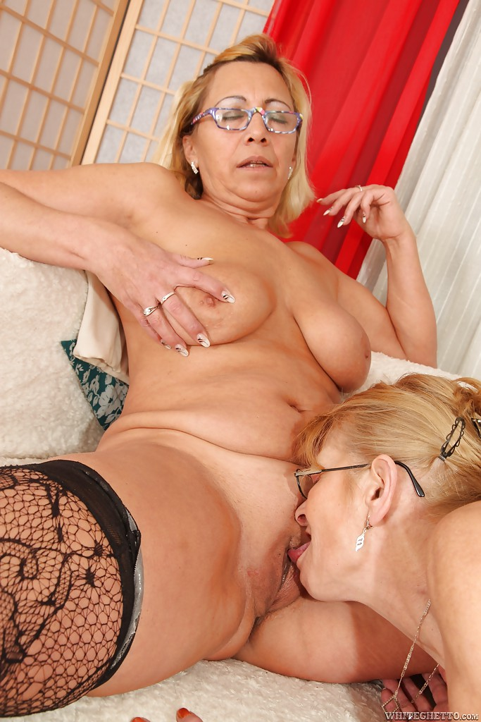 Are not lesbian milf hairy interesting