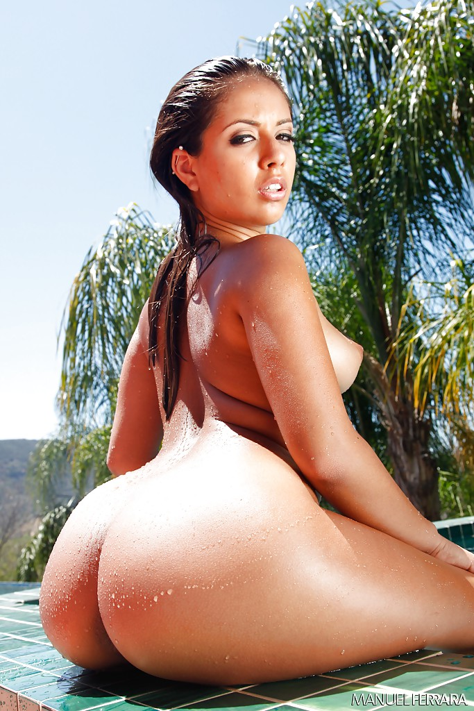 Ass hot latin