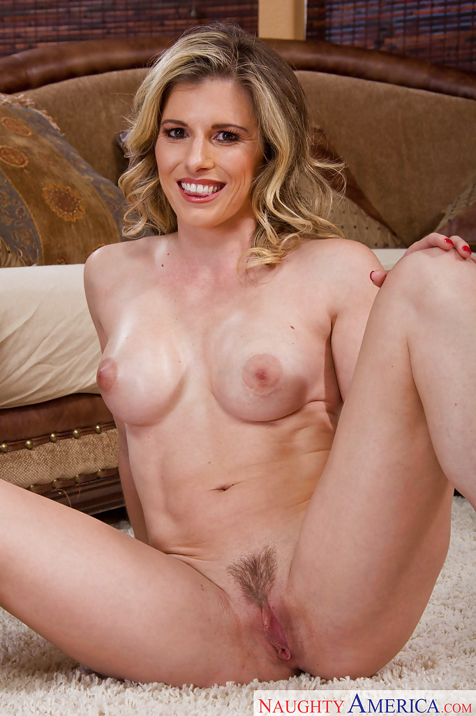 More than mom spread hairy pussy for son
