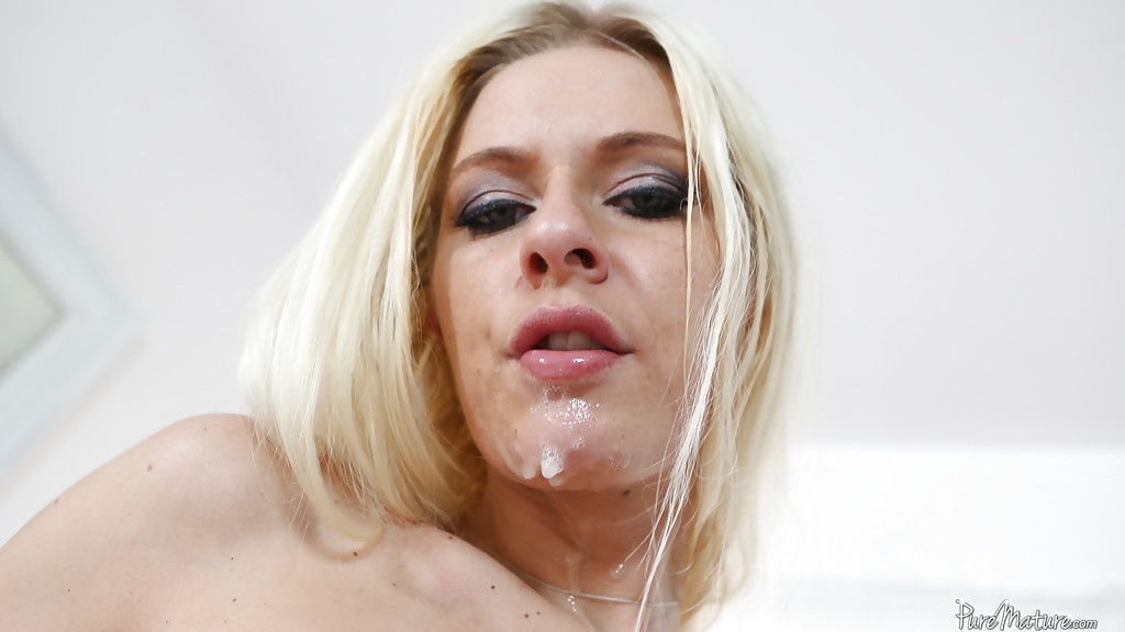 Pure mature riley evans, naked nude tight